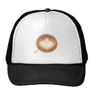 Cafe Latte Trucker Hat