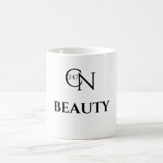 Café Novela Beauty White 11 oz Classic Mug