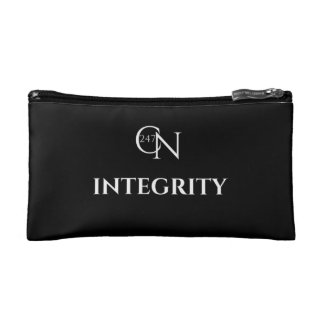 Café Novela Integrity Small Cosmetic Bag
