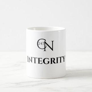 Café Novela Integrity White 11 oz Classic Mug