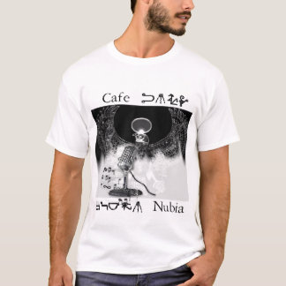 Cafe Nubia Music T-Shirt
