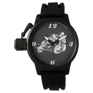 Café Racer-2 Watch