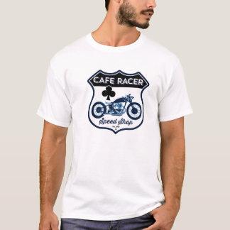 Cafe Racer Speed Shop T-Shirt