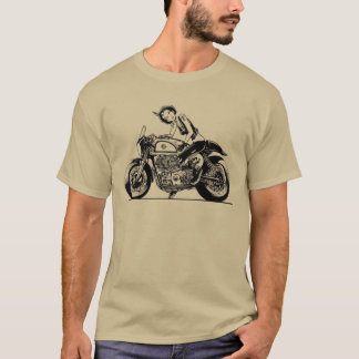 CAFE RACER. T-Shirt