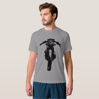 Cafe Racer T-shirt, Vintage Motorcycle Men's Shirt