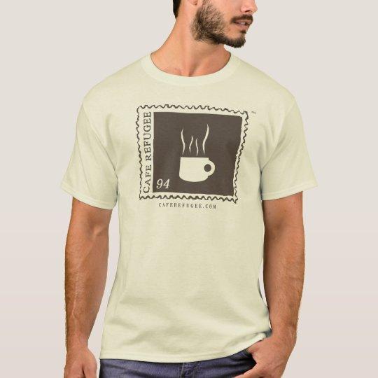 Cafe Refugee Logo Shirt