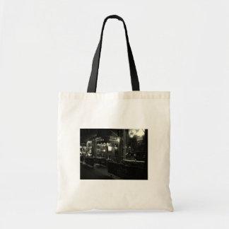 Cafe Reggio Budget Tote Bag
