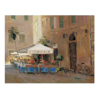 Café Roma Postcard