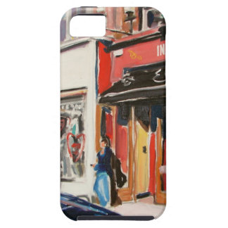 cafe stephens green dublin iPhone 5 covers