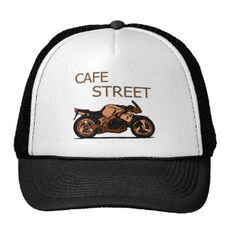 Cafe Street Trucker Hat
