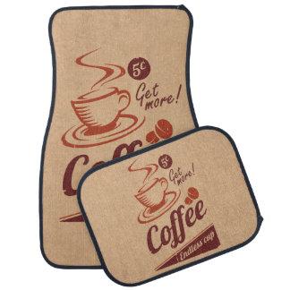 Café Tapis De Voiture