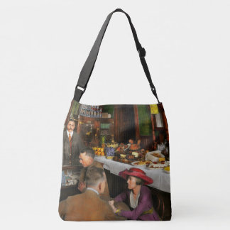 Cafe - Temptations 1915 Crossbody Bag