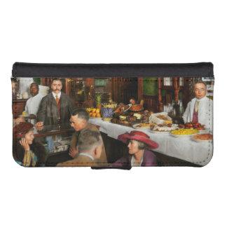 Cafe - Temptations 1915 iPhone SE/5/5s Wallet Case