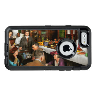 Cafe - Temptations 1915 OtterBox Defender iPhone Case