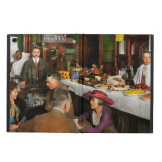 Cafe - Temptations 1915 Powis iPad Air 2 Case