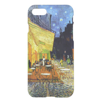 Café Terrace at Night by Van Gogh Fine Art iPhone 7 Case