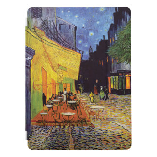 Cafe Terrace at Night by Van Gogh iPad Pro Cover