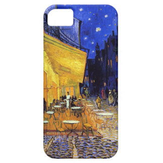 Cafe Terrace at Night by Vincent van Gogh iPhone 5 Covers