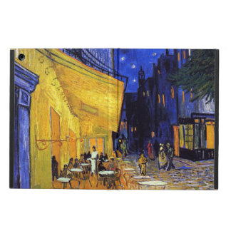Cafe Terrace at Night by Vincent van Gogh iPad Air Covers