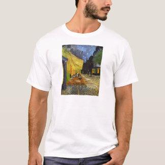 Cafe Terrace at Night Van Gogh T-Shirt