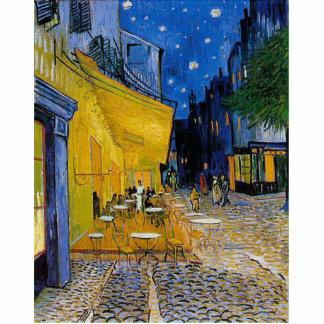 Cafe Terrace by Vincent van Gogh Cut Outs