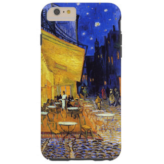 Cafe Terrace by Vincent van Gogh Tough iPhone 6 Plus Case
