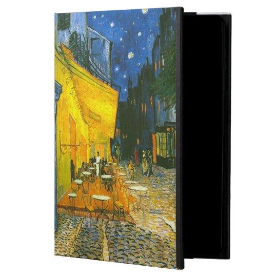 Cafe Terrace iPad Air Powis Cover