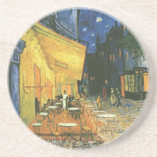Cafe Terrace - Vincent van Gogh Coaster