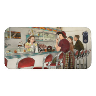 Cafe - The local hangout 1941 iPhone 5 Cases