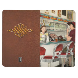 Cafe - The local hangout 1941 Journal