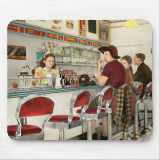Cafe - The local hangout 1941 Mouse Pad