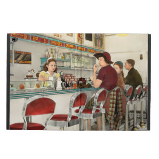 Cafe - The local hangout 1941 Powis iPad Air 2 Case