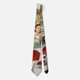 Cafe - The local hangout 1941 Tie