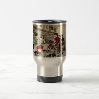 Cafe - The local hangout 1941 Travel Mug