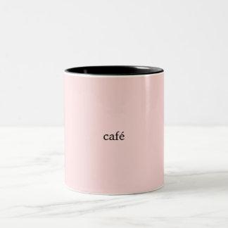 café Two-Tone coffee mug