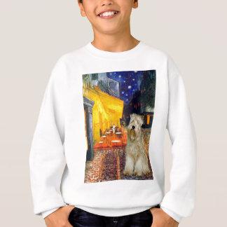 Cafe - Wheaten Terrier Sweatshirt