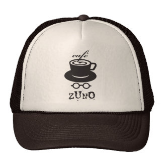 Cafe Zuno 05 Trucker Hat