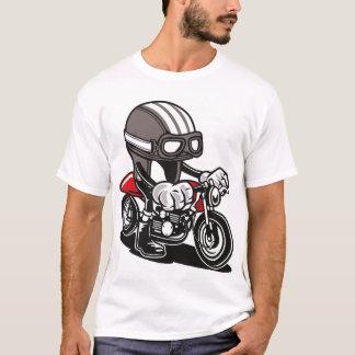Caferacer helmet T-Shirt