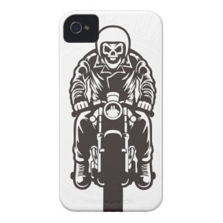 Caferacer Until Die iPhone 4 Cases