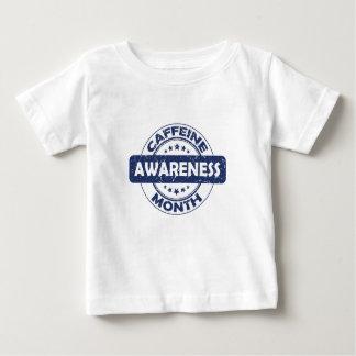 Caffeine Awareness Month - Appreciation Day Baby T-Shirt