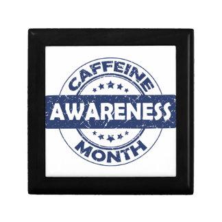 Caffeine Awareness Month - Appreciation Day Gift Box