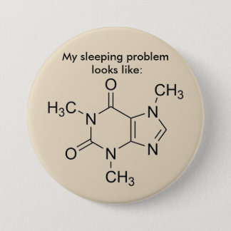 Caffeine button
