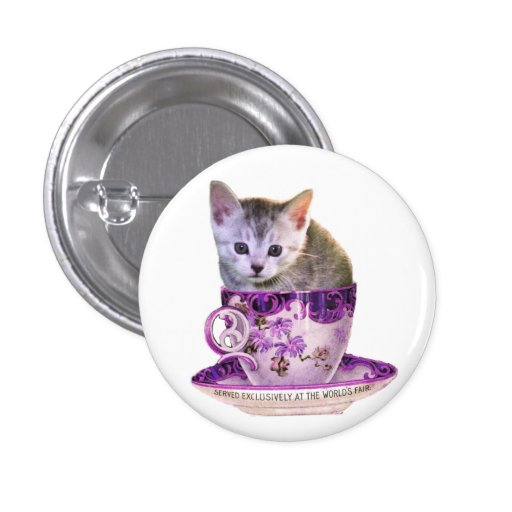 Caffeine Cat button
