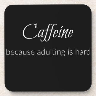 Caffeine Coaster