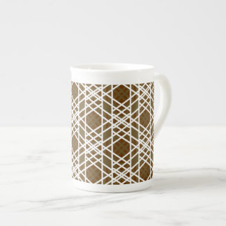 Caffeine & Cream Lattice Dream Tea Cup