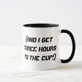 Caffeine fuel! mug