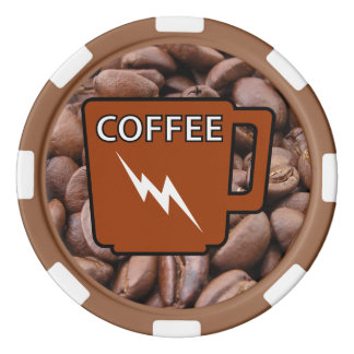 Caffeine Jolt Poker Chips