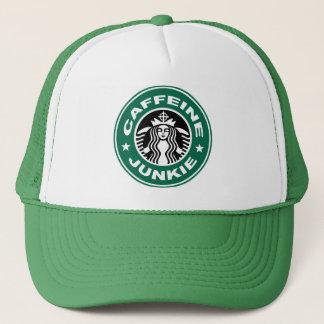 Caffeine Junkie Hat