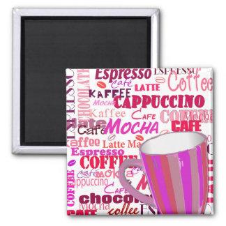 Caffeine Lover Magnet