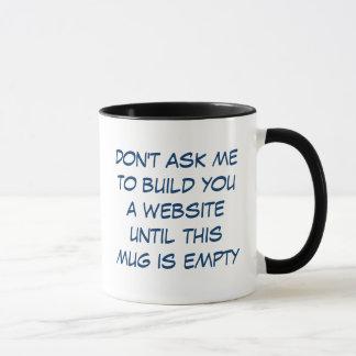 Caffeine ME! Mug